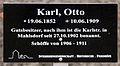 Gedenktafel Hönower Str 13 (Mahld) Otto Karl.jpg
