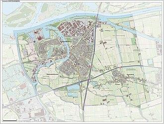 Geertruidenberg - Image: Gem Geertruidenberg Open Topo