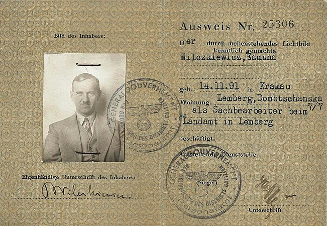 General Government issued ID card for an administration worker.jpg