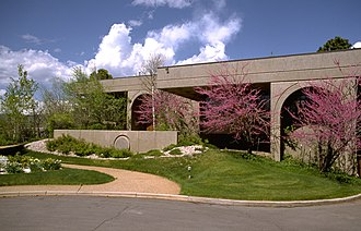 Geological Society of America - Image: Geological Societyof America Building 3300Penrose Place Boulder Colorado