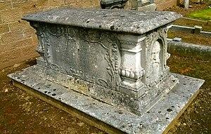 George Armitstead, 1st Baron Armitstead - George Baron Armistead of Castlehill, Western Cemetery, Dundee