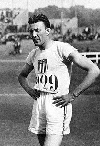 George Leroy Hill - George Leroy Hill at the 1924 Olympics