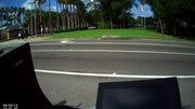 File:George Zimmerman Speeding Lake Mary Police Florida video.ogv