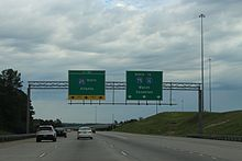 Interstate 75 In Georgia Wikipedia