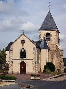 photo de EGLISE LA SAINTE CROIX (Eglise de Germaine)