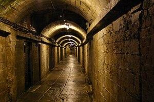 Saint Andrew, Guernsey - Image: German underground hospital Saint Andrew Guernsey