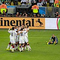 Germany and Argentina face off in the final of the World Cup 2014 -2014-07-13 (43).jpg
