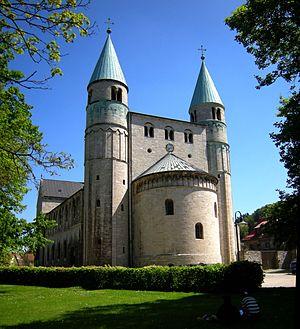 Gernrode - St Cyriacus Church