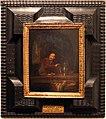 Gerrit dou, scena d'interno con un uomo, 1650 ca.jpg