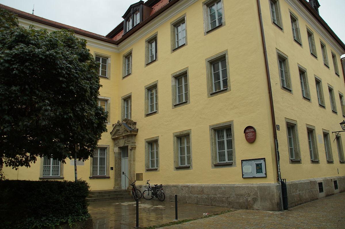 Regensburg Bibliothek