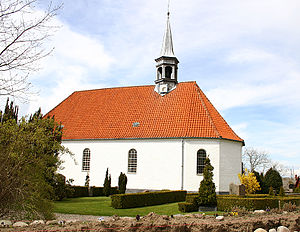 Gilleleje - Gilleleje church