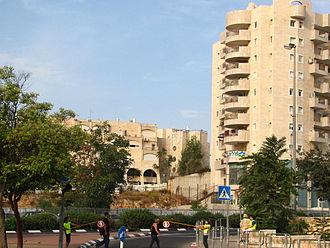 Israeli settlement - Gilo, East Jerusalem