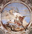 Giovanni Battista Tiepolo - Bellerophon on Pegasus - WGA22315.jpg