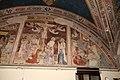 Giovanni cristiani e bottega, natività, crocifissione con santi e compianto, 1390 ca. 01,2.jpg