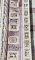 Giovanni di agostino (cerchia), portale laterale del duomo di grosseto 04.JPG