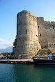 Girne Turm der Festung am Hafen.jpg