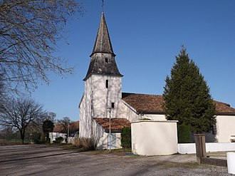 Arsague - The church of Arsague
