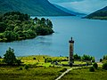 Glenfinnan Monument at Loch Shiel.jpg