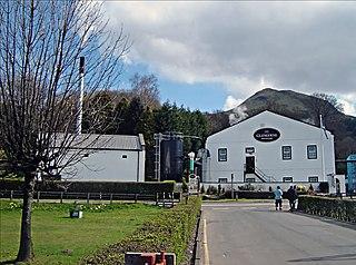 Glengoyne distillery whisky distillery