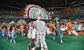 Glimpses of Carnival parade at the inauguration of the National Tribal Carnival-2016, in New Delhi on October 25, 2016 (4).jpg