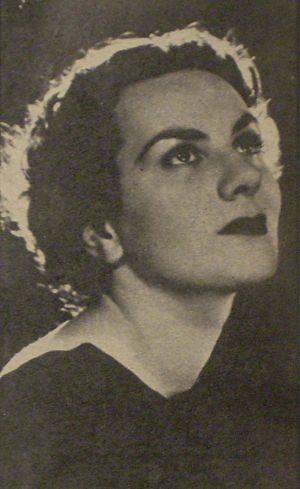 Gloria Alcorta - Image: Gloria Alcorta