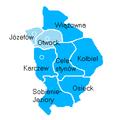 Gminy powiatu otwockiego.png