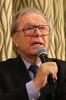 Krzysztof Zanussi Polish producer and film director