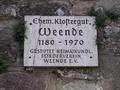 Goettingen-Weende - Hinweistafel (Klostergut).png