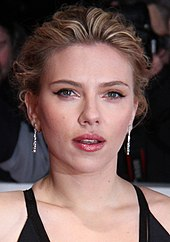 An image of Scarlett Johansson at the Goldenen Kamera 2012.