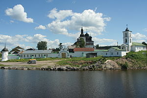 Goritsky Monastery (Goritsy) -  Goritsky Monastery