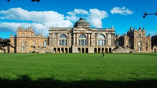 Gosford House country house near Longniddry in East Lothian, Scotland