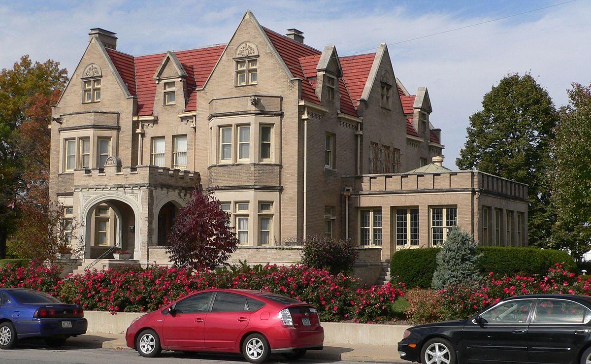 Gottlieb storz house wikipedia for Thomas storz
