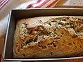 Grüne Bohnen Cake mit Walnüssen (3993133860).jpg