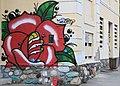 Graffiti 01 Spittal an der Drau, Bernhardgasse 3b, Kärnten.jpg