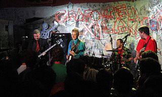 Graforreia Xilarmônica Brazilian rock group