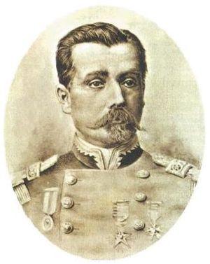 Chilean Civil War of 1891 - General Estanislao del Canto