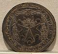 Granducato di toscana, zecca di firenze, ferdinando I de' medici, argento, 1587-1608, 01.JPG