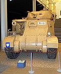Grant Tank, Land Warfare Hall, Imperial War Museum, Duxford. (30721492690).jpg