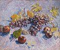 Grapes, Lemons, Pears, and Apples 1887 Vincent van Gogh.jpg