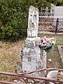 Grave marker in Bolhrad.jpg