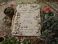 Grave of Bruno Hussar in Neve Shalom, Israel.JPG