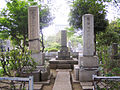Grave of Keisuke Otori and his family.jpg