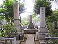 Grave of Keisuke Otori and his family.jpg