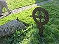Graver near St. Germanus Church UK 02-2005.jpg