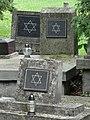 Gravestones in Jewish Cemetery - Przemysl - Poland (35536477444).jpg