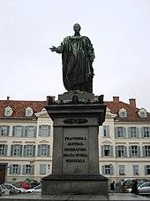 Denkmal auf dem Freiheitsplatz in Graz (Quelle: Wikimedia)