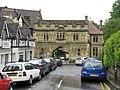 Great Malvern - the Priory gateway - geograph.org.uk - 829200.jpg