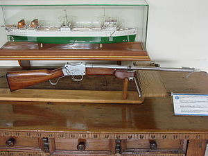 Martini–Henry - Greener-Martini Light Harpoon Gun.