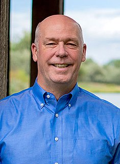 Greg Gianforte Governor of Montana (born 1961)