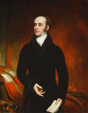 Charles Grey, 2nd Earl Grey - Lord Grey, c. 1820
